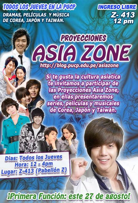 Proyecciones Asia Zone 2009 - II
