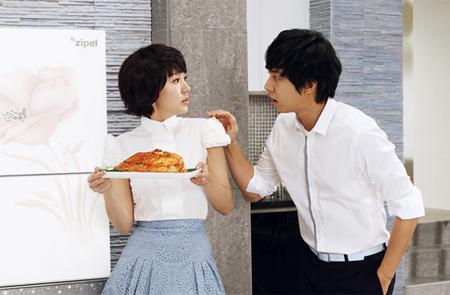 Yoon Eun Hye y Lee Seung Gi
