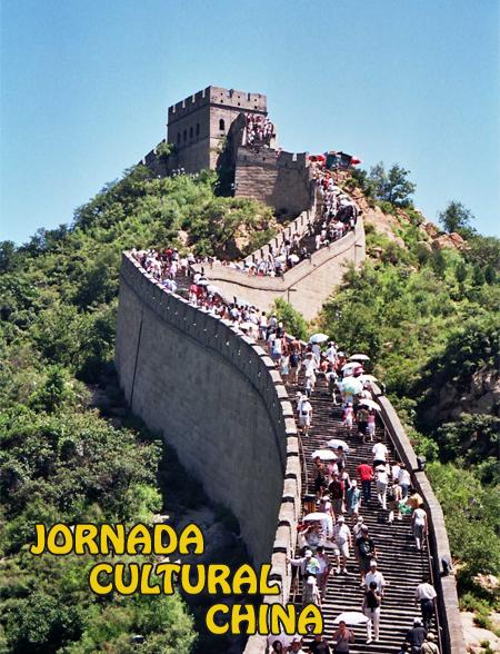 JORNADA CULTURAL CHINA