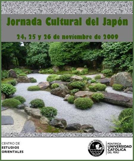 Jornada Cultural de Japón 2009