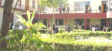 Escuela de Artes de la Universidad Nacional de San Agustín
