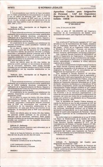 Decreto Supremo 140 Parte 2