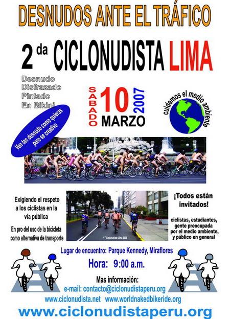 Afiche CicloNudismo fuente:http://www.ciclonudistaperu.org/images/imagenes/afiche-bike.jpg