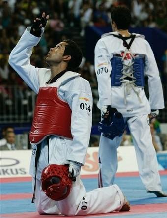 Peter Lopez tiene convicción de lograr una medalla