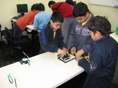 Robotica para escolares