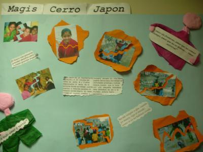Afiche de Magis Cerro Japón